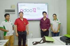 ภาพบรรยากาศ อบรม Odoo12 ครั้งที่ 32